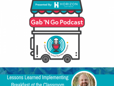 """Episode 2 – Lessons Learned Implementing Breakfast """"at"""" the Classroom"""