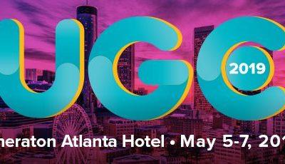 Register for UGC 2019!