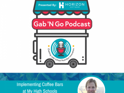Episode 20 – Implementing Coffee Bars in K-12